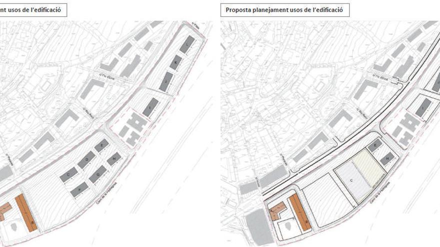 Urbanisme aprova la construcció d'un centre comercial a Puigcerdà