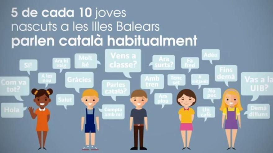 Studie: So verbreitet ist heute Katalanisch auf Mallorca