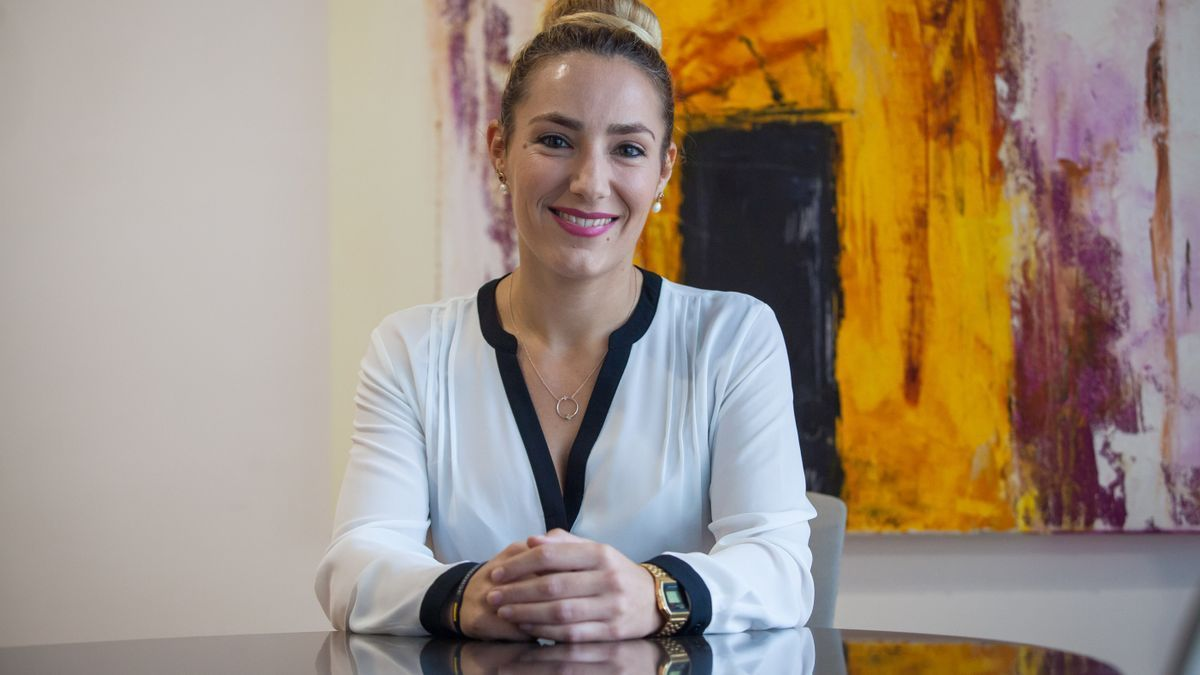 La diputada ibicenca de Vox en el Congreso de los Diputados, Patricia de las Heras