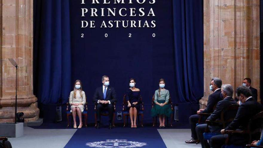 """Arrancan los premios """"Princesa de Asturias """" 2021"""