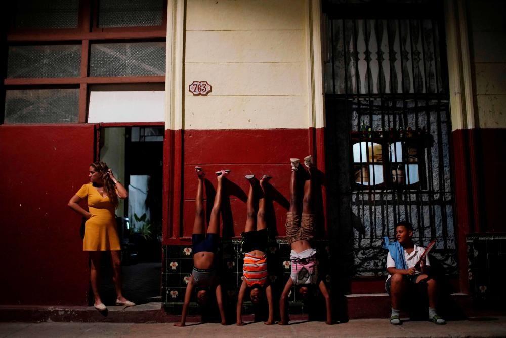 CUBA-DAILYLIFE/