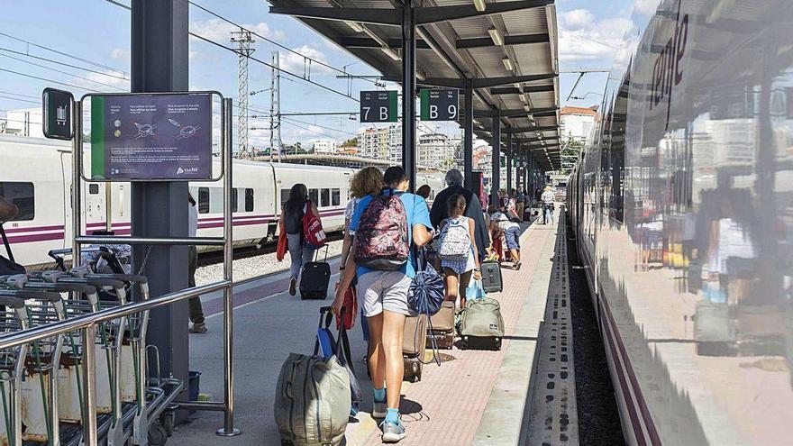 Renfe plantea un nuevo Alvia entre Pontevedra y Madrid que excluye a Vigo