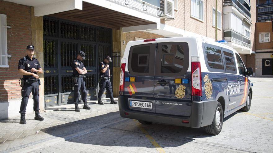 Arrestado un pederasta en Benidorm por hackear las cámaras domésticas de más de 70 familias