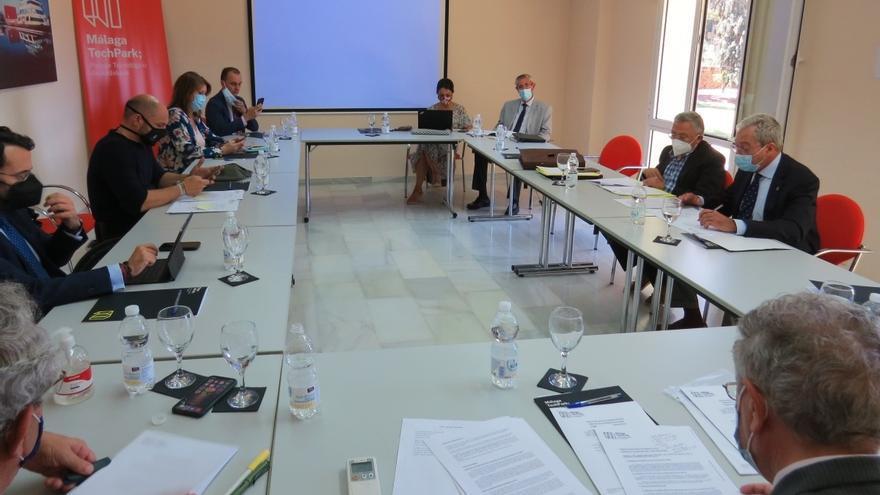 El PTA de Málaga recibe 30 solicitudes de instalación de empresas en cinco meses