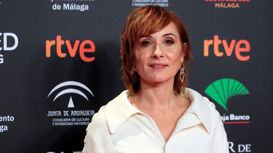 """Nathalie Poza, Goya a la mejor actriz de reparto por """"La boda de Rosa"""""""