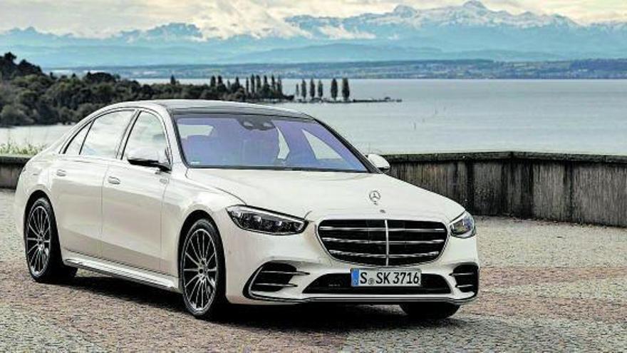 El nuevo Clase S de Mercedes-Benz llega repleto de sofisticación y lujo a los concesionarios de la Región