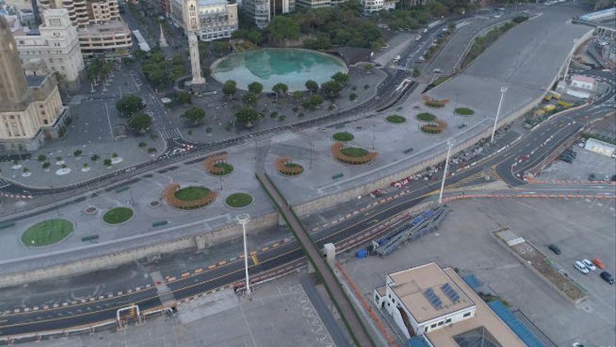 Siete empresas presentan proyecto para la construcción del parque infantil de La Gesta