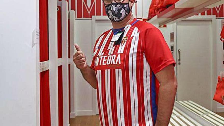 Celina, el primer fichaje para la camiseta del Sporting