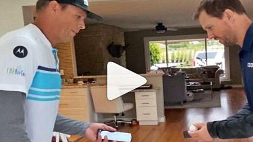 Vídeo: Los hermanos Bryan elevan la apuesta de Federer
