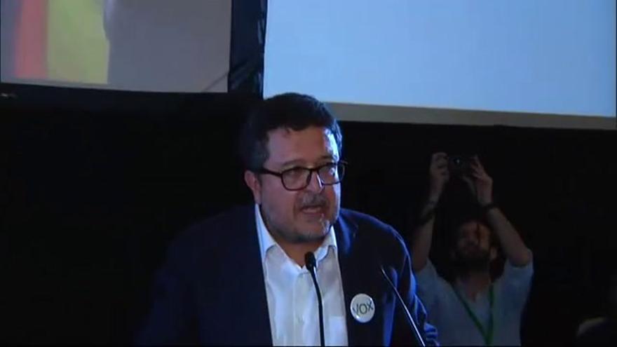 """Euforia en Vox por el resultado electoral: """"Hemos hecho historia"""""""