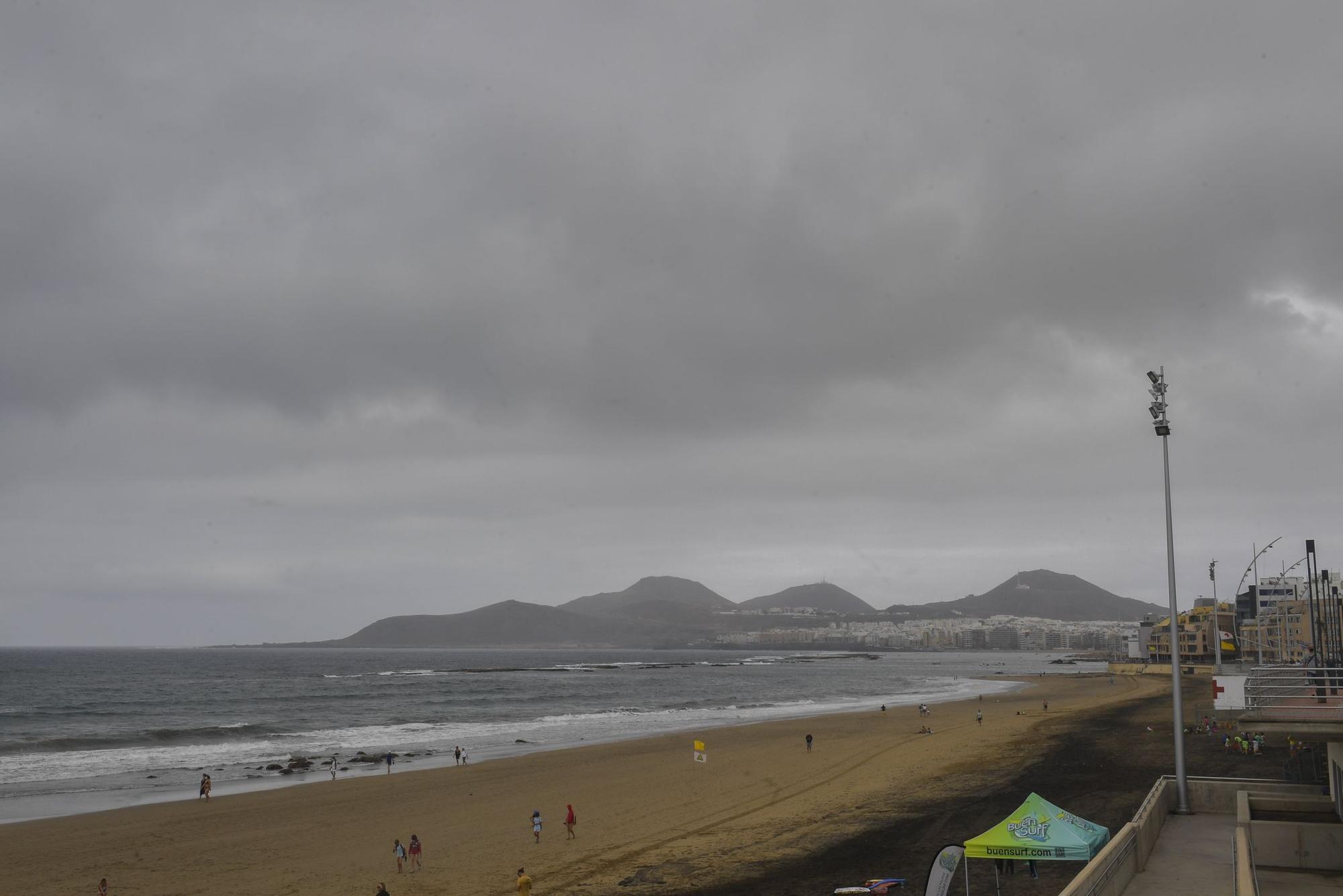 Tiempo en Gran Canaria (29/07/2021)
