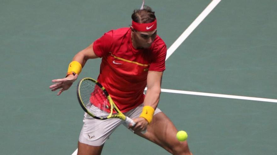 España se enfrentará a Grecia y Australia en la Copa ATP