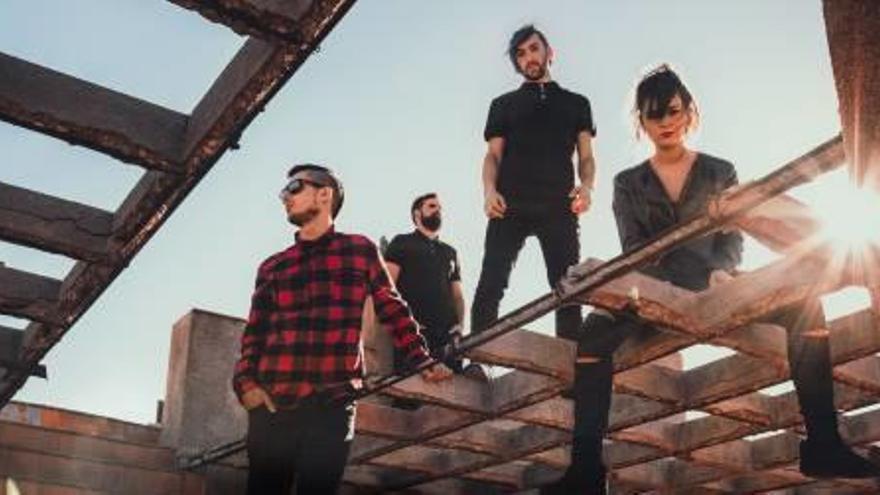 Inèrcia enllestix el llançament del seu nou disc presentant el segon videoclip d'avançament: «Màgia»