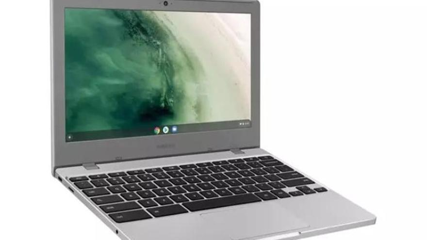 Samsung presenta los ordenadores educativos Chromebook 4 y 4+