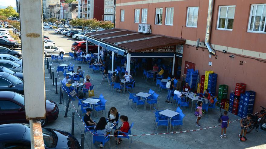 La Xunta endurece las restricciones en Moaña y las alivia en otros ocho concellos