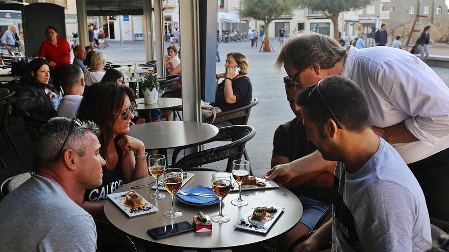 Un 30% dels participants de  la Ruta de la Tapa de l'Anxova és turisme internacional
