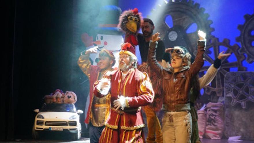 Naviland, el musical: El lugar donde viven los Reyes Magos