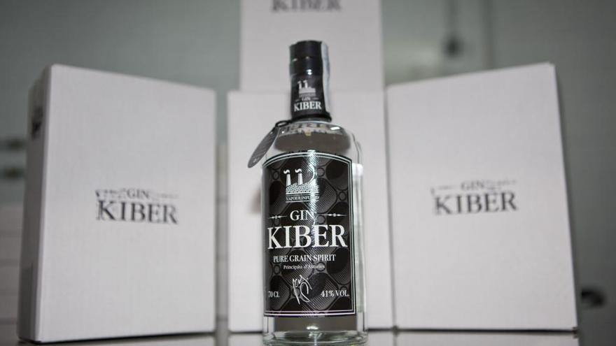 Una ginebra de marca asturiana, galardonada en Reino Unido