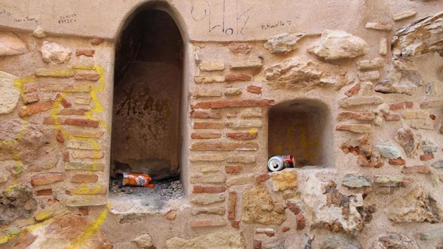 Unidas Podemos critica el estado del patrimonio histórico