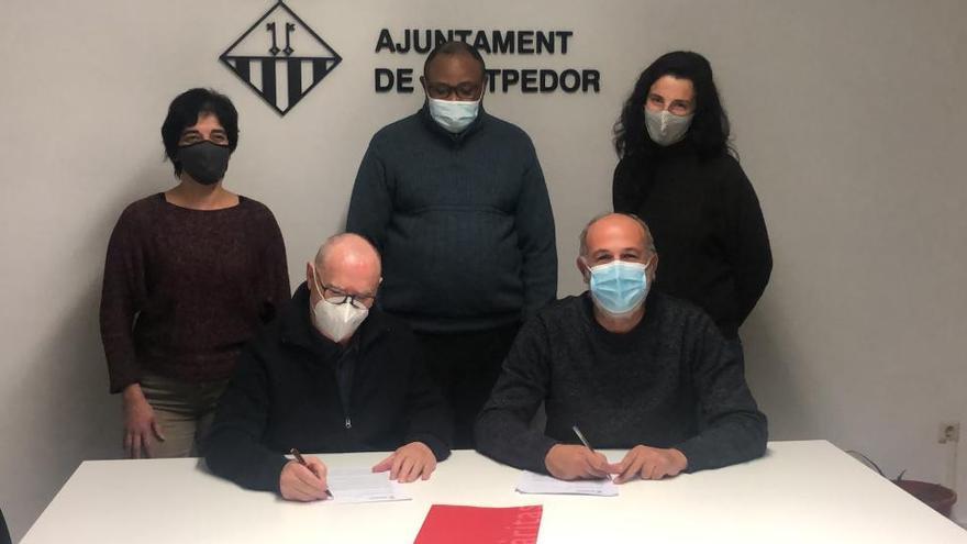 L'Ajuntament i Caritas de Santpedor es coordinen per atendre als més vulnerables