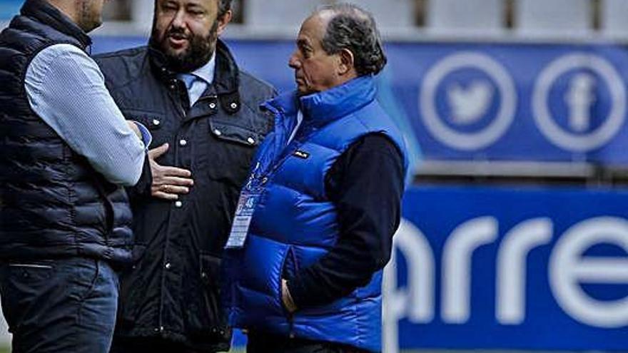 Fernández no estará en el Tartiere y Vallina acudirá
