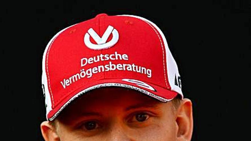 El hijo de Schumacher dará el salto la Fórmula 1 al volante de un Haas