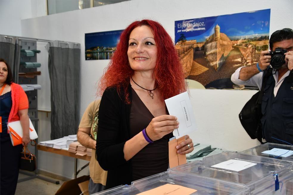 La jornada electoral en imágenes