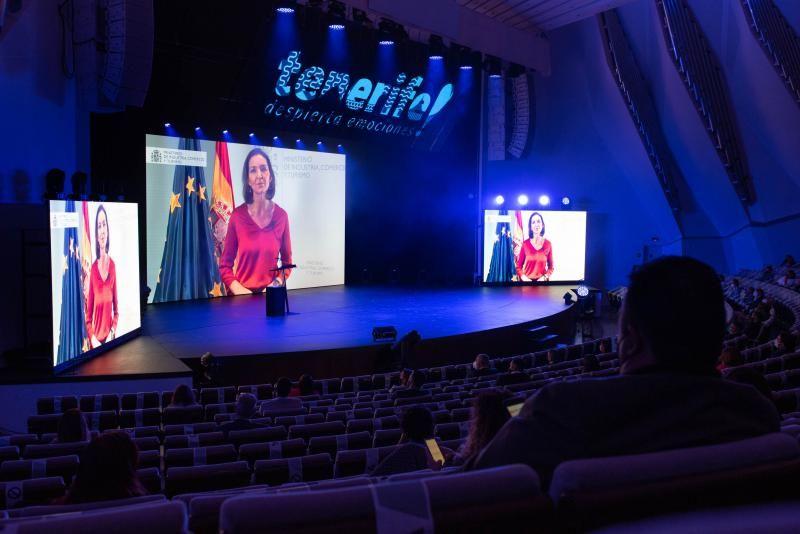Presentación del nuevo plan de marketing e imagen de marca de Turismo de Tenerife