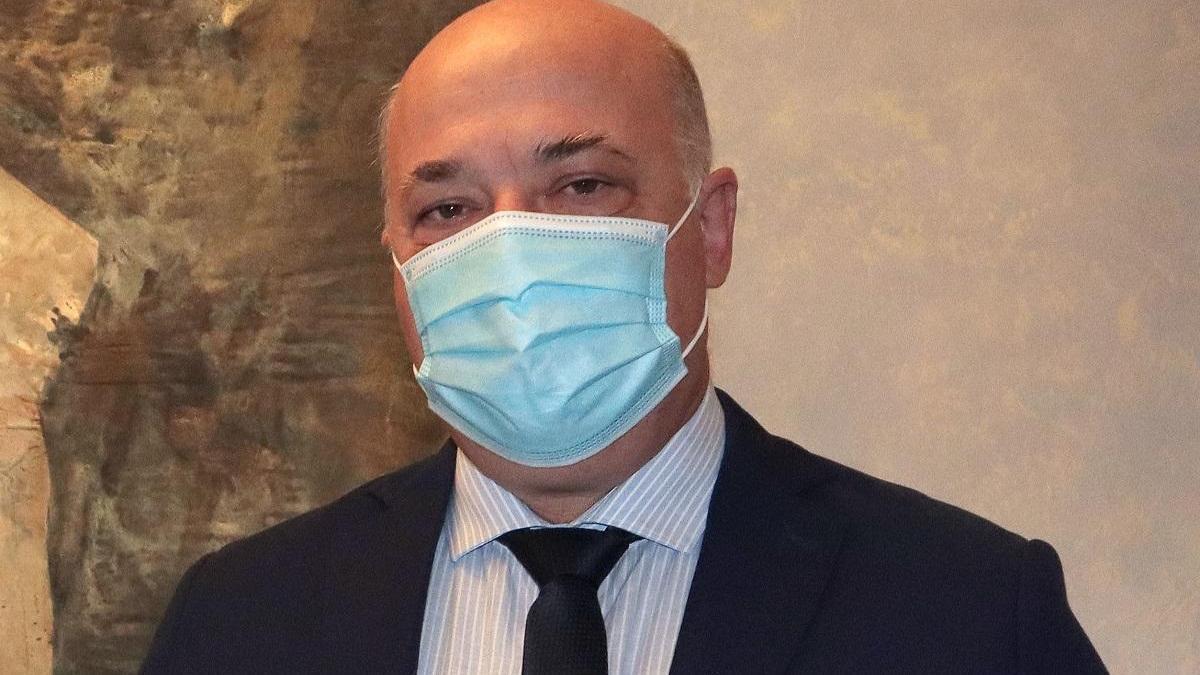 """Antonio Ruiz apela a la """"responsabilidad de todos"""" tras la declaración del estado de alarma"""