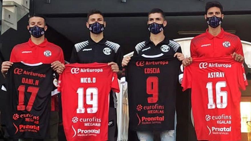 Los refuerzos del Zamora CF están listos
