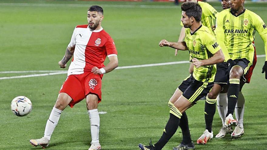El Girona també juga a Oviedo i Logronyo aquest cap de setmana