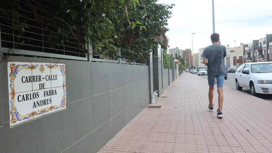 Cultura quiere cambiar el nombre de las calles dedicadas a franquistas en Castelló
