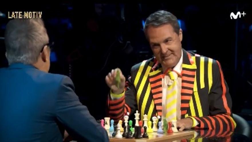 """El otro Abel Caballero: """"Para jugar al ajedrez hay que tener muchas luces, y a mí me sobran"""""""