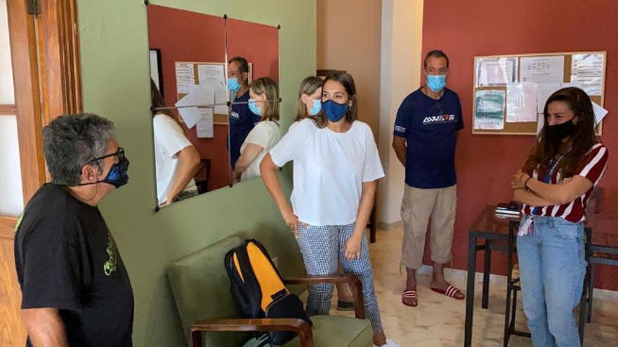 Santa Cruz destina en nueve meses 2.141.816 euros a ayudas para viviendas