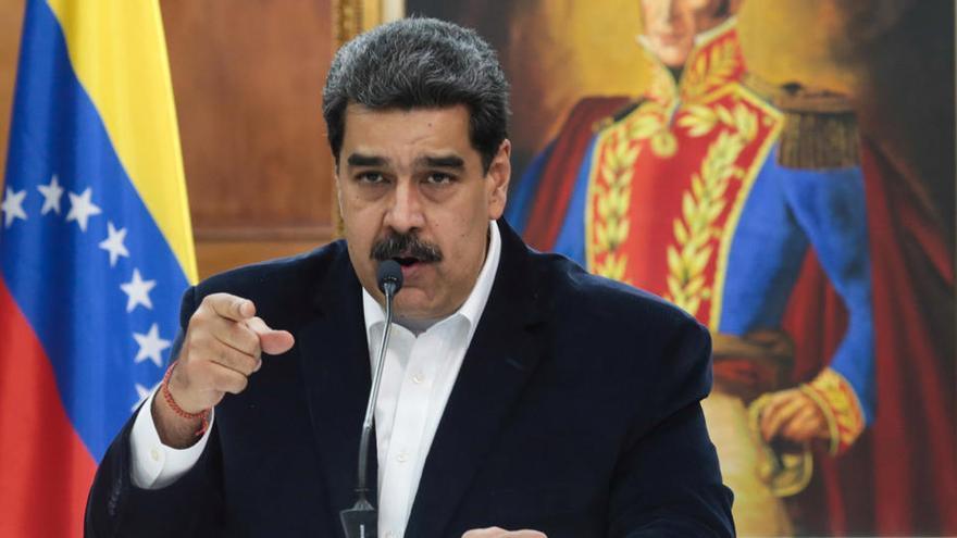 Uno de los estadounidenses detenido señala que el plan era enviar a Maduro a EEUU