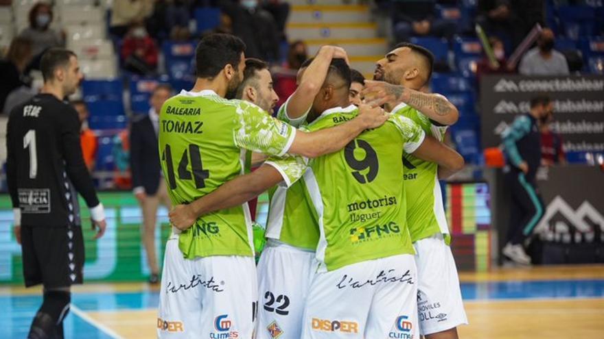 El Poblense y el Palma Futsal podrán acoger a 1.200 y 1.000 aficionados