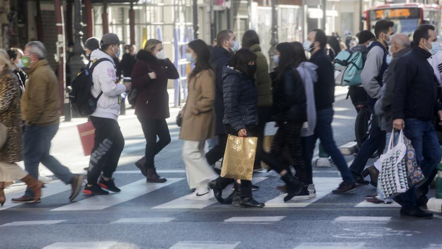 La C. Valenciana gana casi cinco mil nuevos residentes de otras autonomías