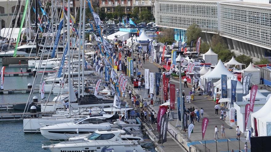 Valencia Boat Show: las novedades del salón náutico valenciano 2021
