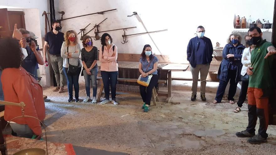 Las 'possessions' de la Serra de Tramuntana se abren al público