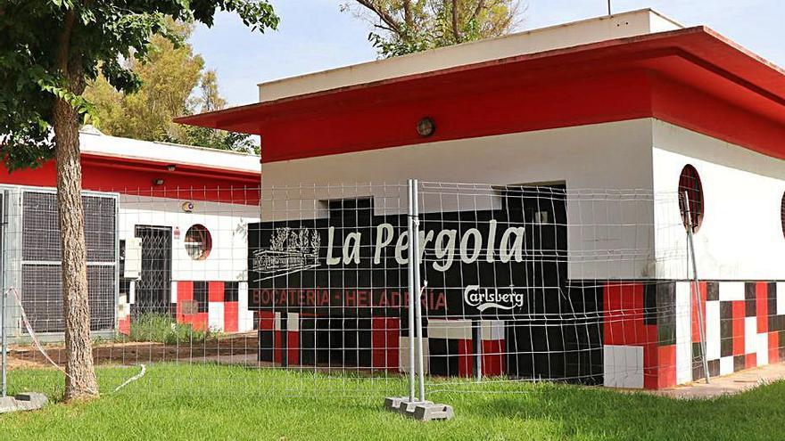 'La Pérgola' empezará a reformarse en septiembre tras dos años cerrada