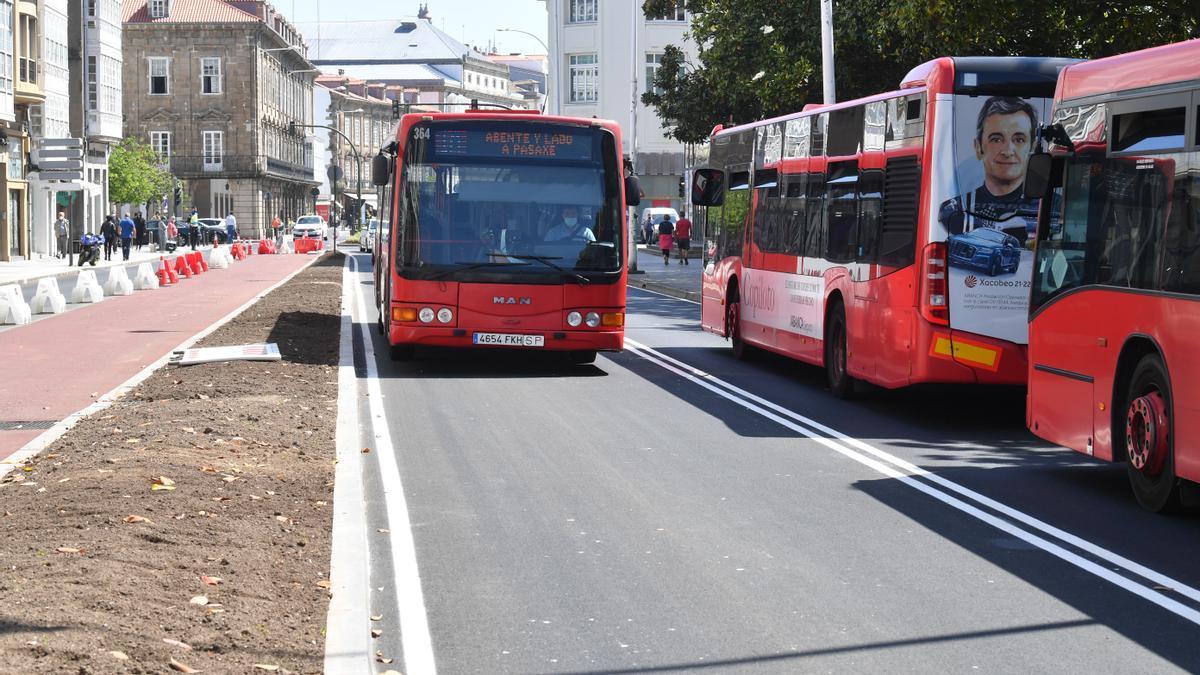 Vehículos de la Compañía de Tranvías