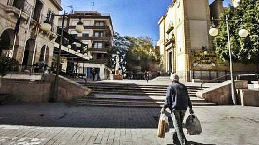 La Generalitat demanda a San Vicente por aprobar el plan del casco histórico