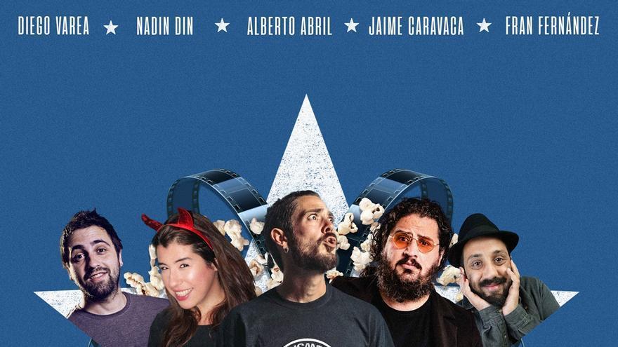¿Quieres ver gratis Alicante Comedy Club en Kinepolis?