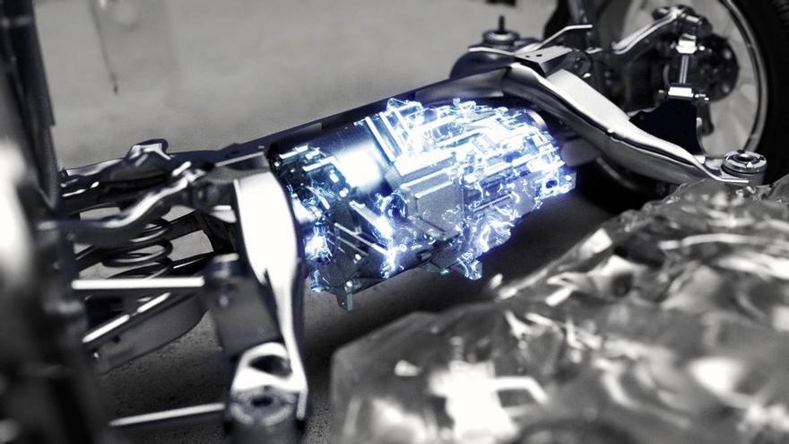 Lexus introduce tecnología Direct4 para sus eléctricos