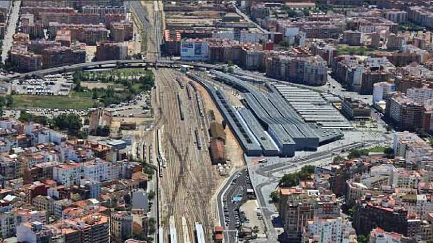 Incertidumbre sobre el Parc Central y el túnel de Serrería tras la salida de Ábalos