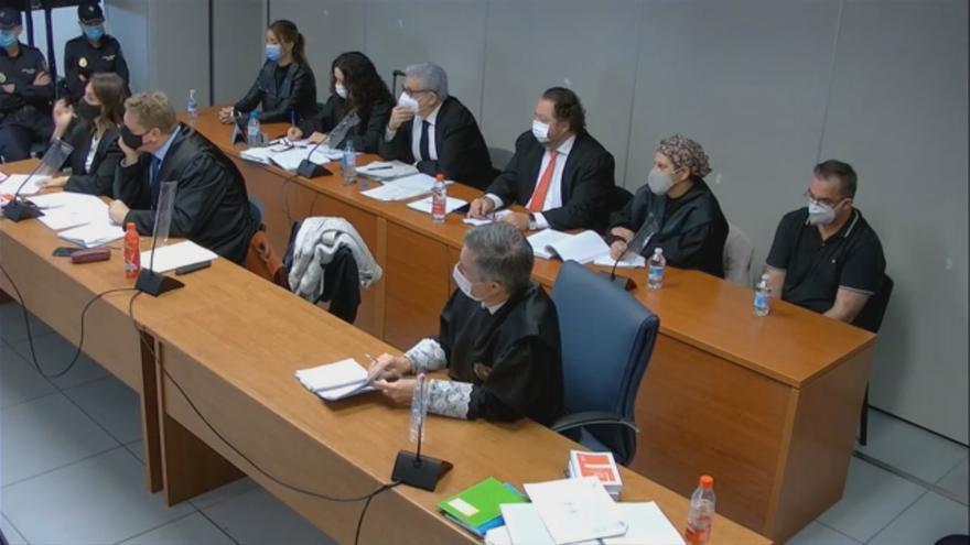 Juicio del crimen de Patraix: La policía científica descarta que el ataque a Antonio fuera frontal