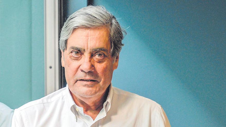 """Pedro Cabrera: """"La otra candidatura no cumplió, no se pueden aceptar chapuzas"""""""
