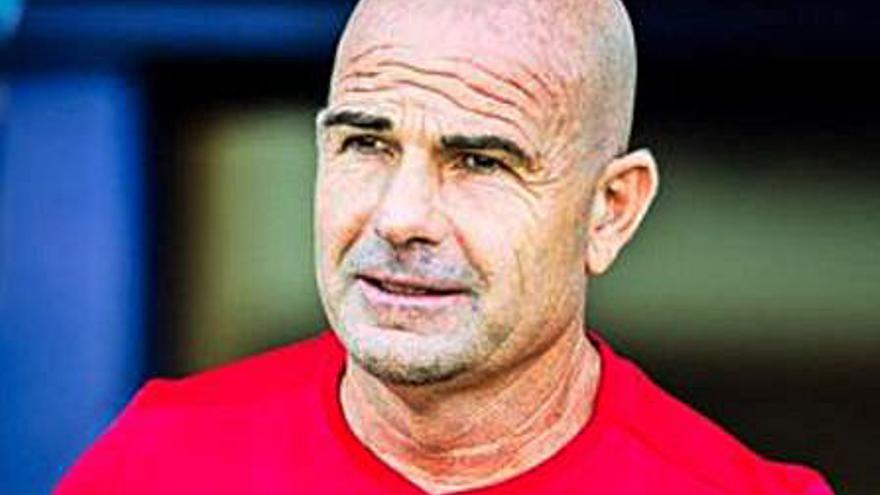 Paco López, la buena estrella del rechazado