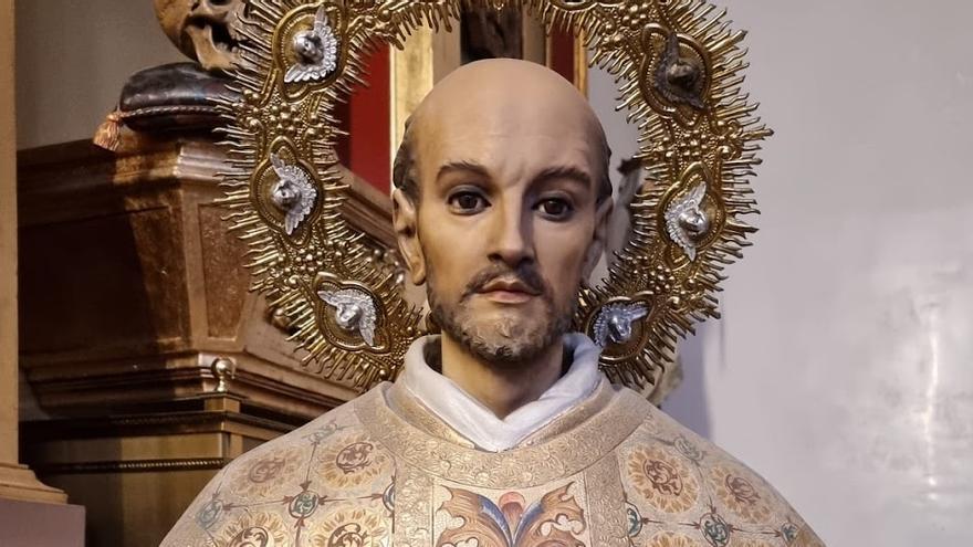 San Francisco de Borja regresa a València