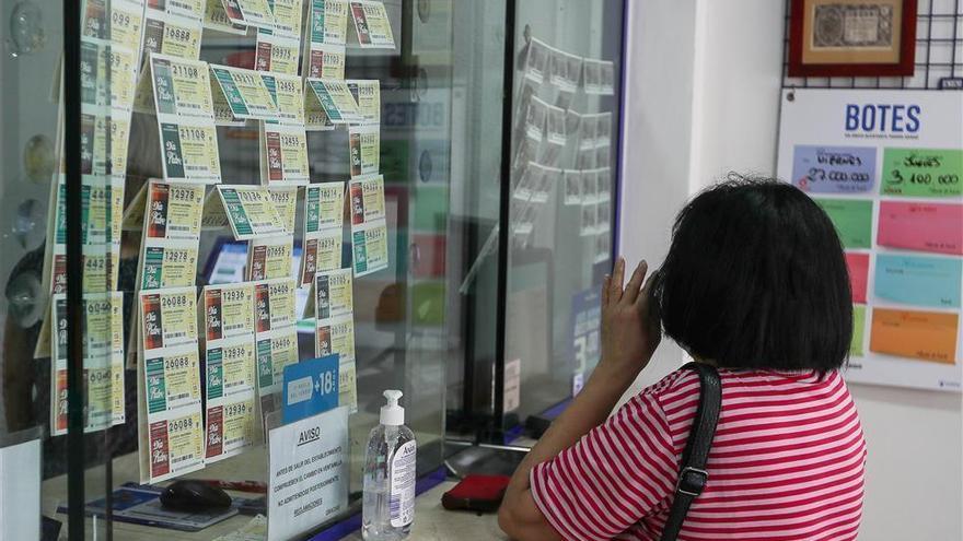 Jérica reparte casi diez millones de euros del primer premio de la Lotería Nacional